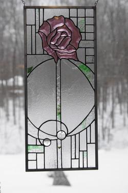 Amethyst Rose CL 9.5x21