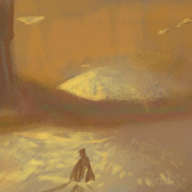 Color study, Journey