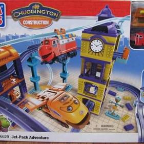 Mega Bloks Chuggington