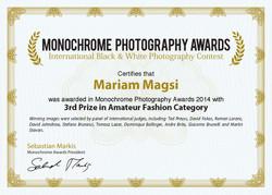 Monochrome Awards