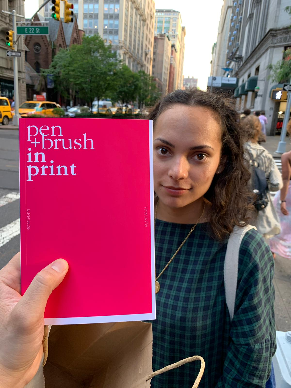 Pen & Brush NYC