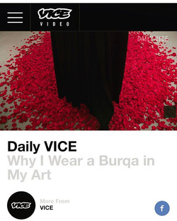 Vice features Mariam Magsi