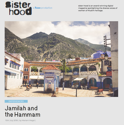 Jamilah and the Hammam