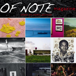 Published with Of Note Magazine