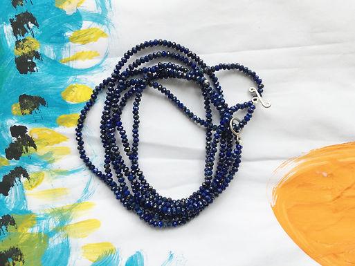 Lápis lazuli : : disco facetado