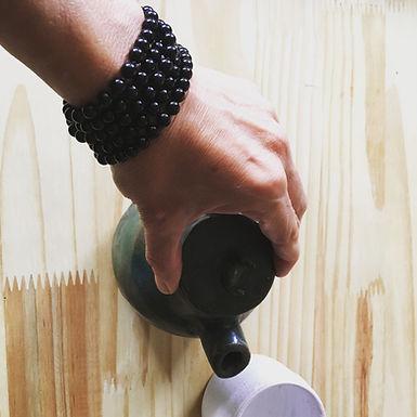Onix negro : : esferas