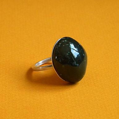 SÉRIE CERÂMICA : : anel de prata 925 e cerâmica Studio A Kerameike