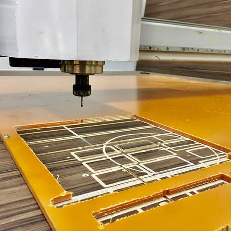 CNC machine;