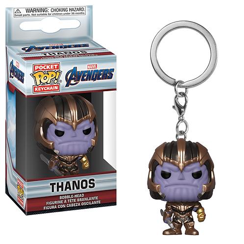 Marvel - Thanos Pop! Keychain