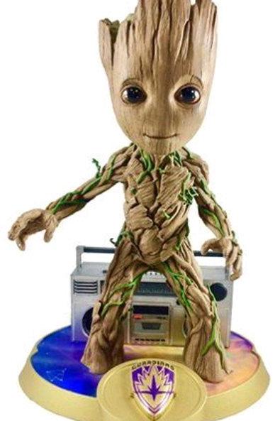 Groot Finders Keypers Statue