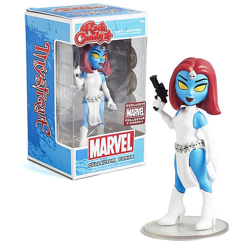 Marvel - Mystique Rock Candy Vinyl Collectable