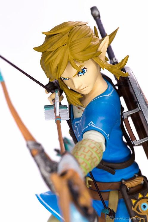 """Zelda - Breath of the Wild 10"""" Link PVC Figure"""