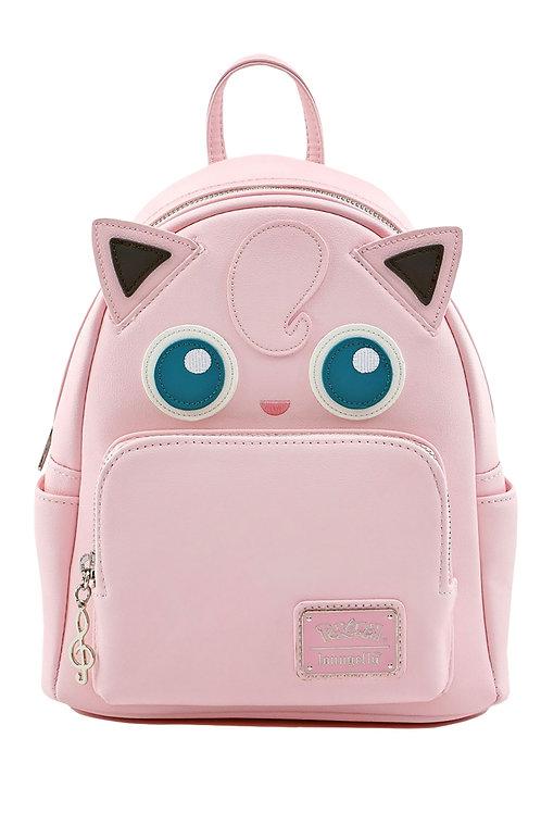 Pokemon Mini Backpack - Jigglypuff