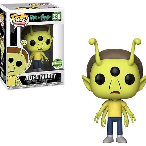 Rick and Morty Alien Morty Pop! Vinyl Figure