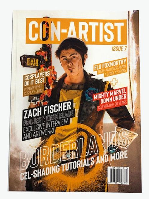 Con Artist Volume 7