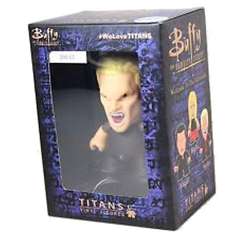 Spike Buffy Titan Vinyl Figure