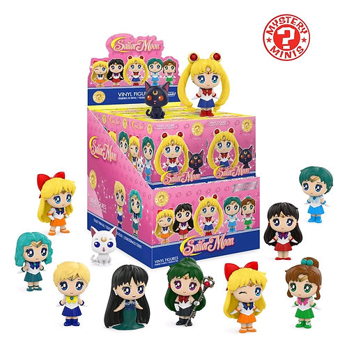 Sailor Moon - Mystery Minis Gamestop US Exclusive Blind Box