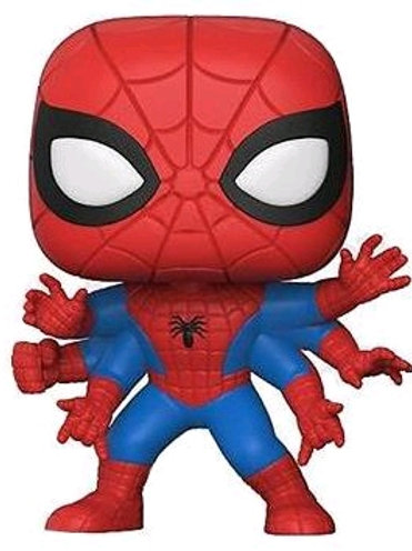 Six Arm Spiderman Pop! Vinyl Figure