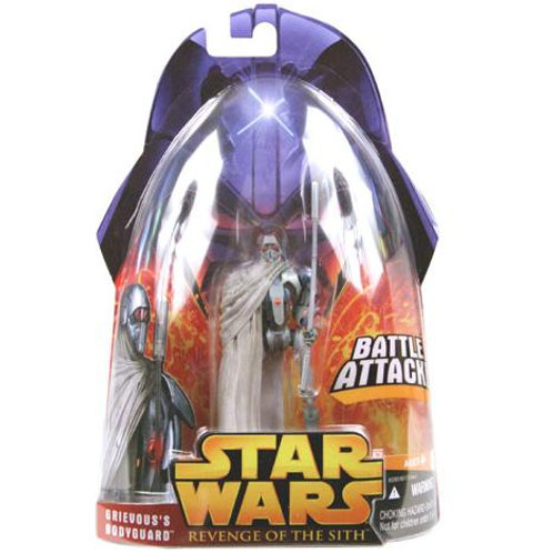 Star Wars Grievous's Bodyguard Hasbro Collection 1
