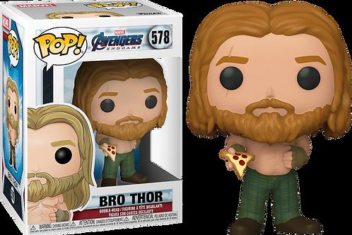 Avengers: Endgame - Thor (with Pizza) Pop! Vinyl