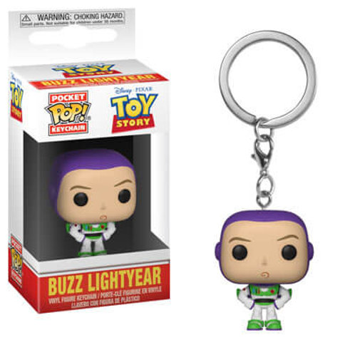 Toy Story - Buzz Pocket Pop! Keychain