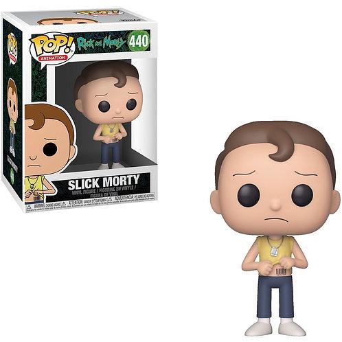 Rick and Morty - Slick Morty Pop! Vinyl