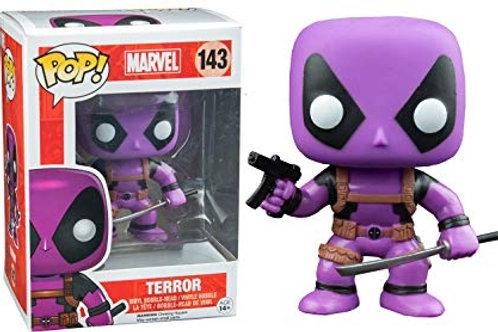 Funko Pop! Marvel Deadpool Terror Purple