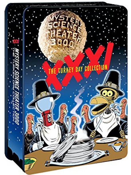 Mystery Science Theater 3000 The turkey day Collection