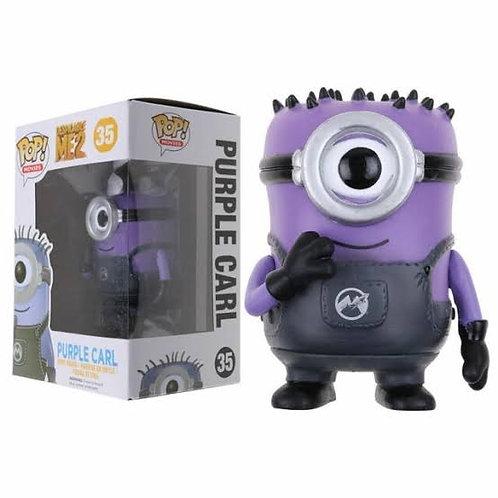 Despicable Me - Carl Purple Minion Pop! Vinyl