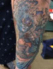 Magic The Gathering Tattoo