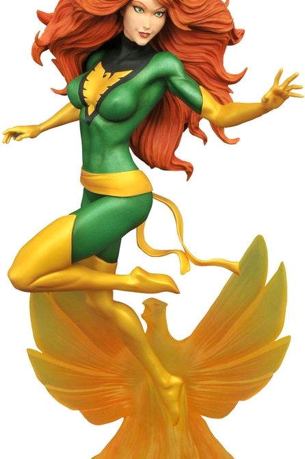 Jean Grey PVC Figure - Marvel Gallery