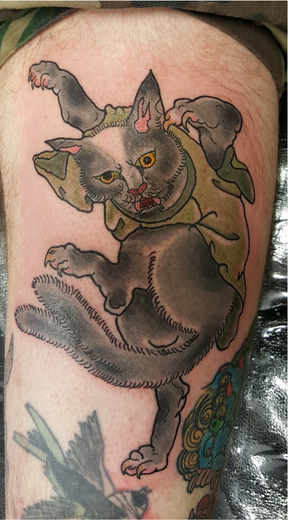 Japan Tattoo Devil Han Meaning The Importance Of Mythological
