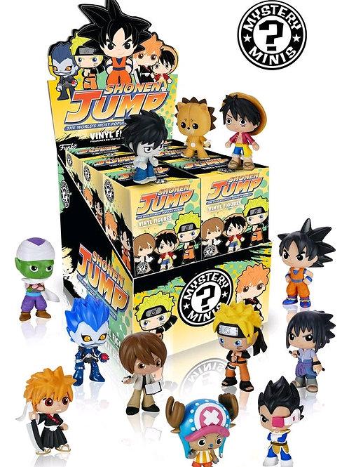 Anime Shonen Jump Mystery Mini