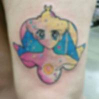 Sailor Moon Tattoo . Anime Tattoo , Adam Cooley