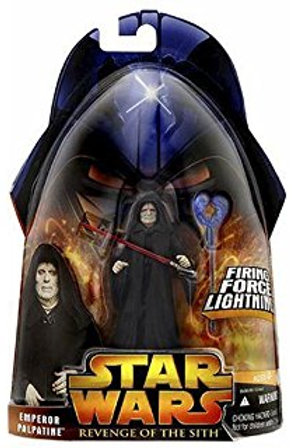 Star Wars Emperor Palpatine Hasbro Collection 1