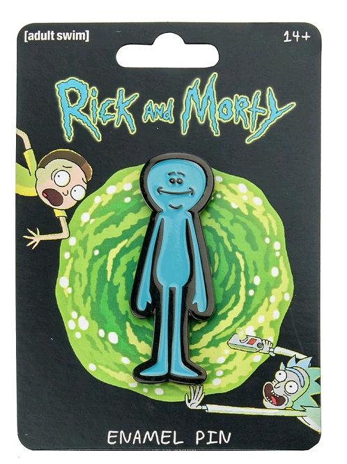 Rick and Morty - Mr Meeseeks Enamel Pin