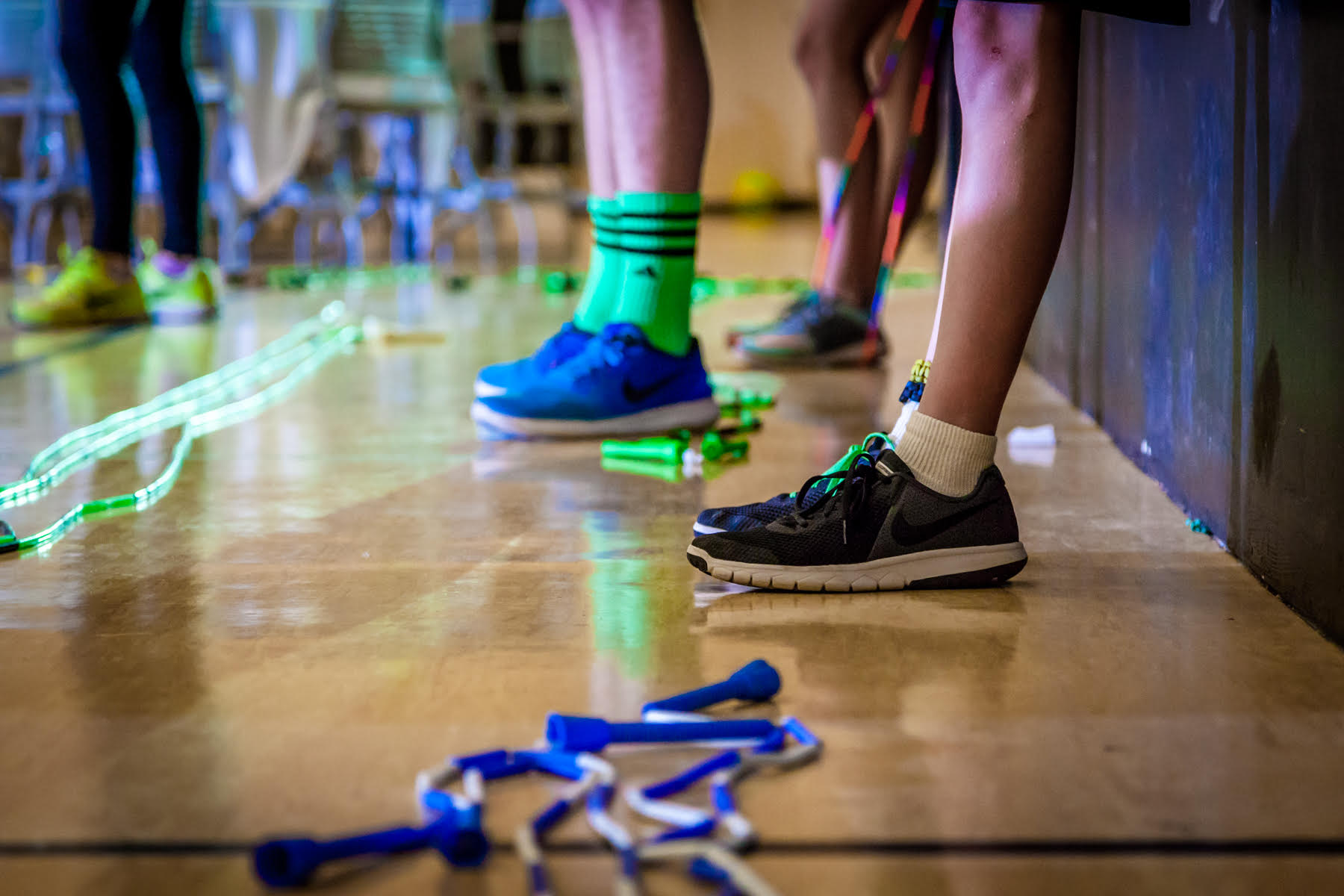 Shoes Rope
