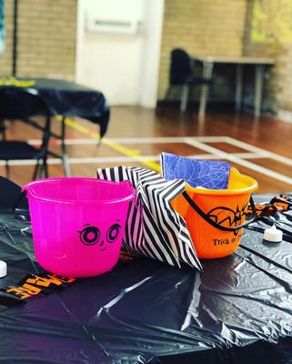 Halloween (Socially distanced Half term) Oct 2020