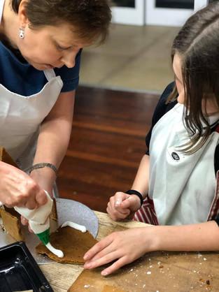 Gingerbread House Workshop (Dec 2019)