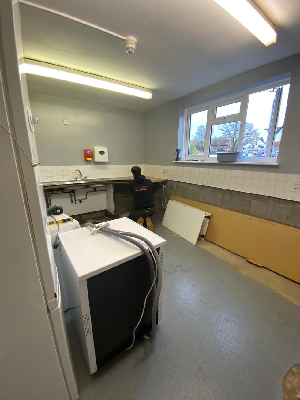 Kitchen Renovation (Dec 2020)