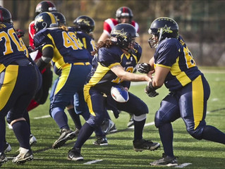 """Keystone Assault women's football team prepares to begin ninth season"""