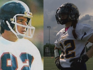 Big 33 first? Dolbin, daughter have football connection -  WHP CBS 21 Harrisburg - News - Top Storie