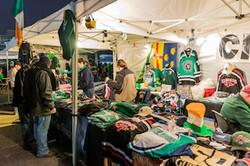 irish village vendors