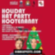 Holiday Hat Party Hootenanny