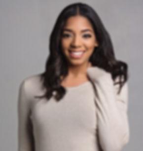 Host Britt Waters from 94.7 Fresh FM