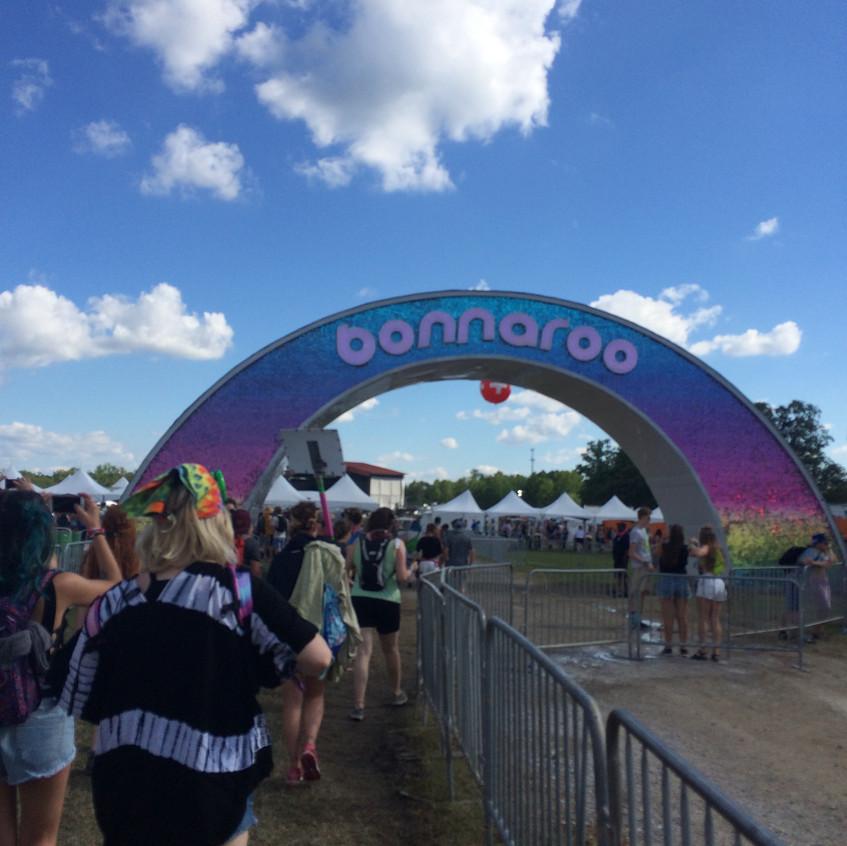 Bonnaroo 2017 Arch