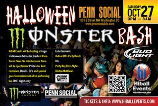 Halloween Monster Bash 2012