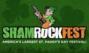 ShamrockFest logo