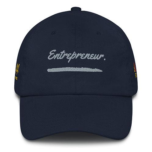 Entrepreneur. FCDI, G2G Branded EquinEnt Dad hat
