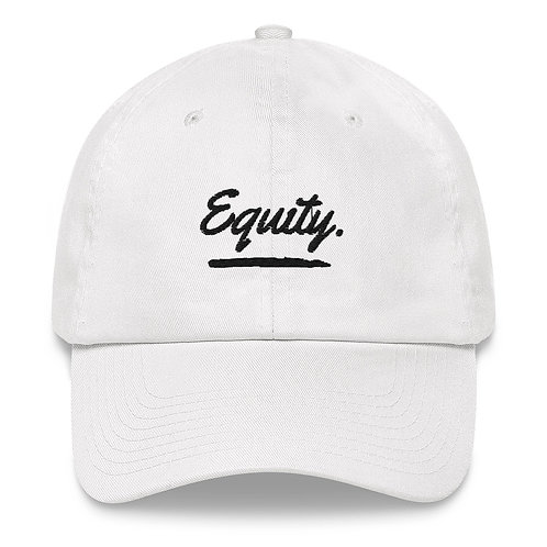 Equity. Dad hat